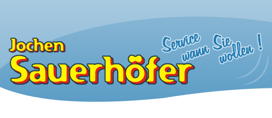 Jochen Sauerhöfer